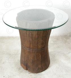 Table de chevet H19A-98. Kerala, Inde.