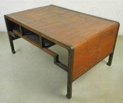 Table style chinois FVT5. Design François Villaret, Atelier Under the Bo, Thaila