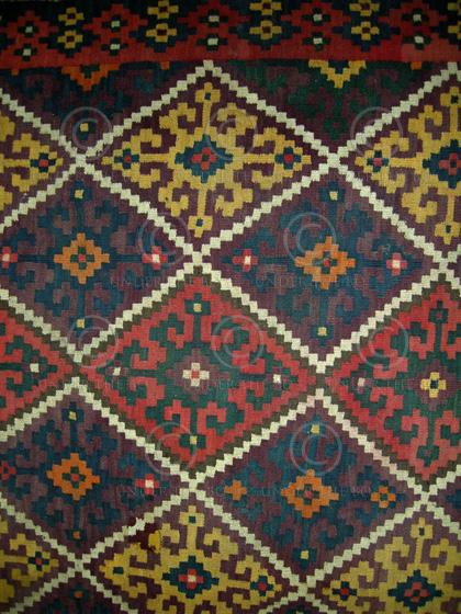 Tatar kilim Z186. North-West Afghanistan.