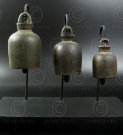Thai bells T353. Ratanakosin (Bangkok) period, Siam (Thailand).