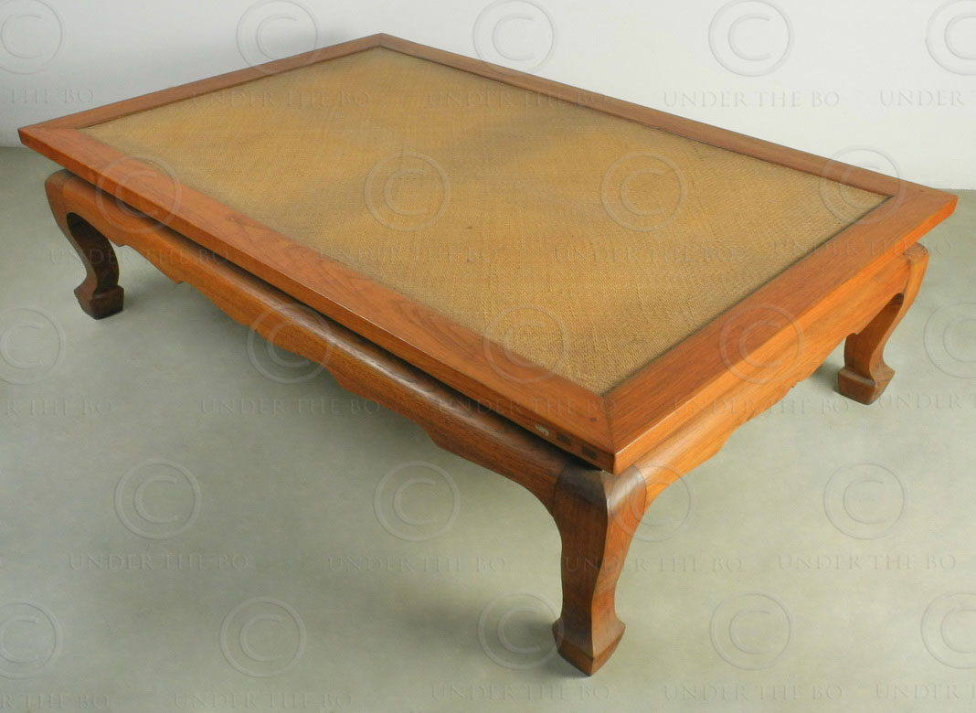 Table Basse Branche Arbre thai coffee table fv28