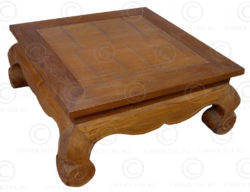 Coffee tables FV26. Manufactured at Under the Bo workshop. Thailand.