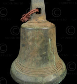 Thai marine bell T302. Siam (Thailand).