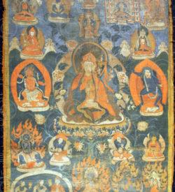 Thangka Newar NT10, vallée de Kathmandu, Népal.