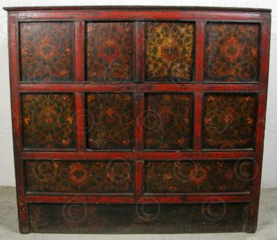 Tibetan cupboard BJ36Q. Tibet.