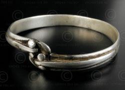 Timor Bracelet B166 Silver, West Timor, Indonesia