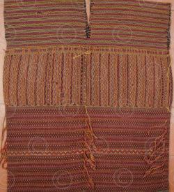 Tunique Karen BU21E. Groupe Karen Sgaw. Birmanie de l'est.