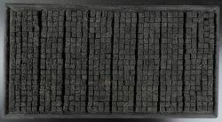 Types caligraphiques C77. Chine du sud.