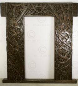 Viking door frame 16FV1. Under the Bo workshop.
