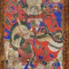 Yao paintings set12. Mien Yao group. Laos .