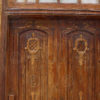 Door and windows M5-00. Colonial Art Deco. North India