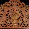 Burmese temple bedhead BU475. Northern Burma.
