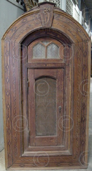 Door and windows M8-00. Colonial Art : Early 20th century. North India