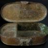 Kerala box 08MT43C. Southern India. 19th-early 20th cent. 22 x 7 x 10 cm.