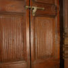 Madras door 08MT5. Teak wood. South India