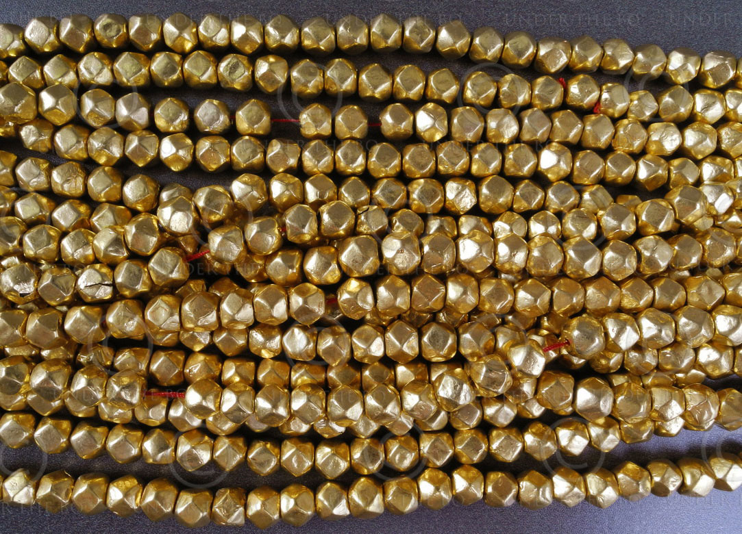 Gold Beads Gb7 India Under The Bo