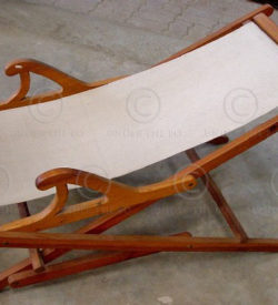 Chaises longues FV11. Atelier Under the Bo.