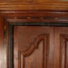 Colonial door 08MT4. Teak wood. Southern India.