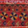 Turkmen embroidery KO23A. Nomadic Turkmen, Afghanistan.