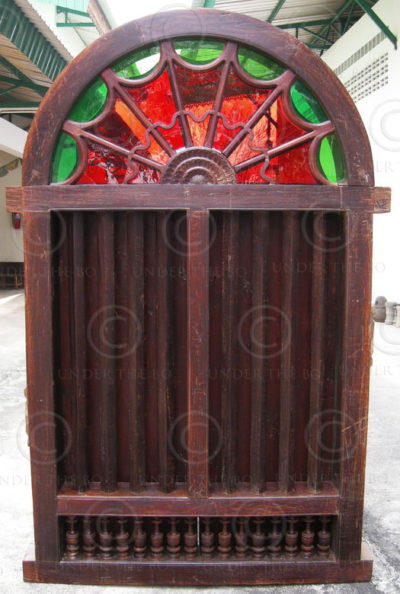Portes & Fenêtres H2E-00. Inde du sud