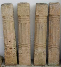 Colonnes Indienne i2-03. Inde du sud.