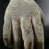 Gandhara Buddha hand PK125, Found at Mardan, Northern Pakistan.