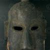 Lantien Yao mask LT5. Lantien Yao minority, Northern Laos-Southern China.