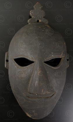 Masque Yao Lantien LT23. Nord Laos - China méridionnale