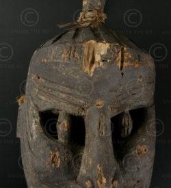Masque Yao Lantien LT29. Nord du Laos ou Chine méridionnale.