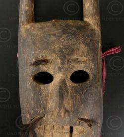 Masque Lantien LT36. Nord Laos - Chine méridionnale