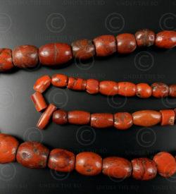 Jaspe africaine BD134. Bénin, ancien Dahomey, Afrique de l'ouest.