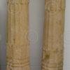 Granite columns I3-03. Tamil Nadu, Southern India.