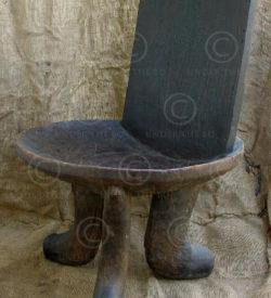 Ethiopian Chair AF7. Guraje tribe . Ethiopia.