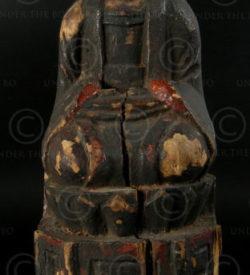 Statue Chinoise YA87E. Minorité Yao Lantien, Chine du sud.