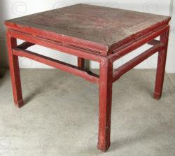 Table d'écriture BU1. Chinoise. Birmanie.
