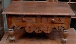 Colonial Coffee Table AH1-98 Dutch colonial India.