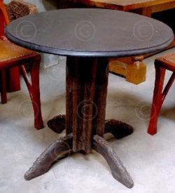 Table rustique FV13. Atelier Under the Bo.
