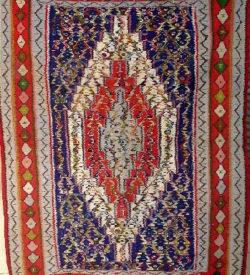 Kilim Kurde Z115. Iran.