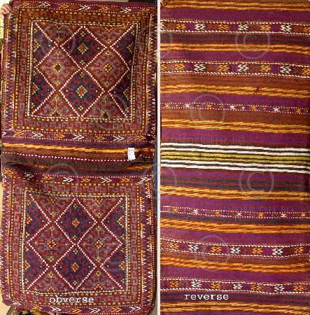 Sac Tatar Z99. Afghanistan.