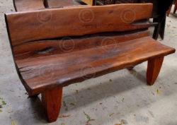 Rustic bench FV15.