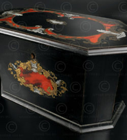 Empire style French box FR5. France.