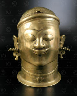 Etui de Shivalingam 16P25. Etat du Karnataka, Inde du sud.