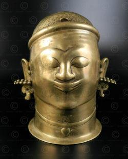Shivalingam cover 16P25. Karnataka state, Southern India.