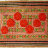 Hmong needle work T351A. Northern Thailand.