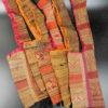 Silk weaving monk bag LA6G. Thailand.