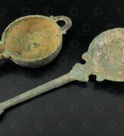 Gandhara bronze utensils PK205. Northern Pakistan.