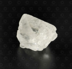 White topaz rock SW128. Mountains of North Pakistan.