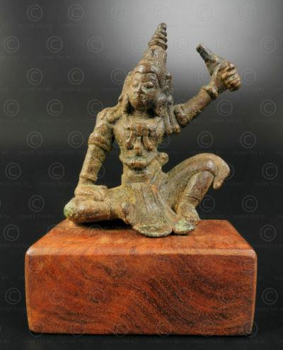Bronze époque Pagan BU323, Age classique de la Birmanie
