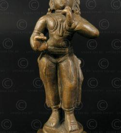 Statuette de Venugopala 16N29. Etat du Karnataka, Inde du sud.