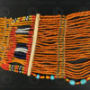 Nagaland beaded belt NA219 . Konyak Naga sub-group, Wakching village, Nagaland, Eastern India.